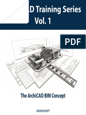 Archicad 18 Training vol 1 | System Software | Technology