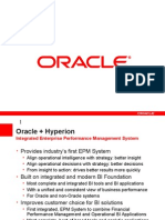 Oracle e Pm System Overview