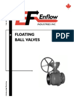 Enflow Floating Ballvalves