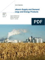 Eib112Agriculture's Supply and Demand for Energy and Energy Products