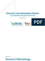 Bayt Job Satisfaction Report 04 2015 (1)