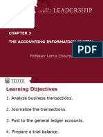 Financial Accounting Chapter 3