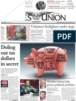 Doling Out Tax Dollars in Secret -AlbanyTU 2006-06-11