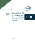 Intel Integration Guide