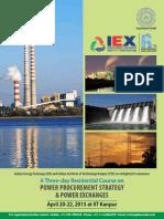 IEX-IITK Training Brochure 2015.pdf