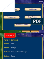 Academic Physics Chapter 5 Work Energy