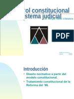 Control Constitucional Del Sistema Judicial[1](SALAS v.)