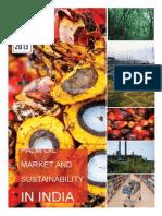 Palmoilmarketsustainability India 2013