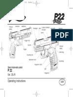 P22 USA Manual