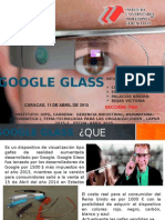 GOOGLE GLASS EXPOSICIÓN N° 1.pptx