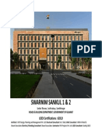 LEED Project Details