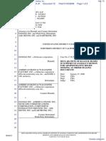 Google Inc. v. American Blind & Wallpaper Factory, Inc. - Document No. 72