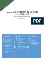 0.Presentación Asignatura Dirección de Cuentas