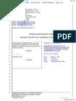 CLRB Hanson Industries, LLC et al v. Google Inc. - Document No. 30
