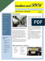 ag program brochure