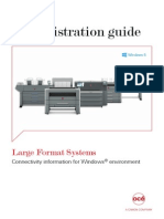Large Format Systems Connectivity Information for Windows Environment Administration Guide EN