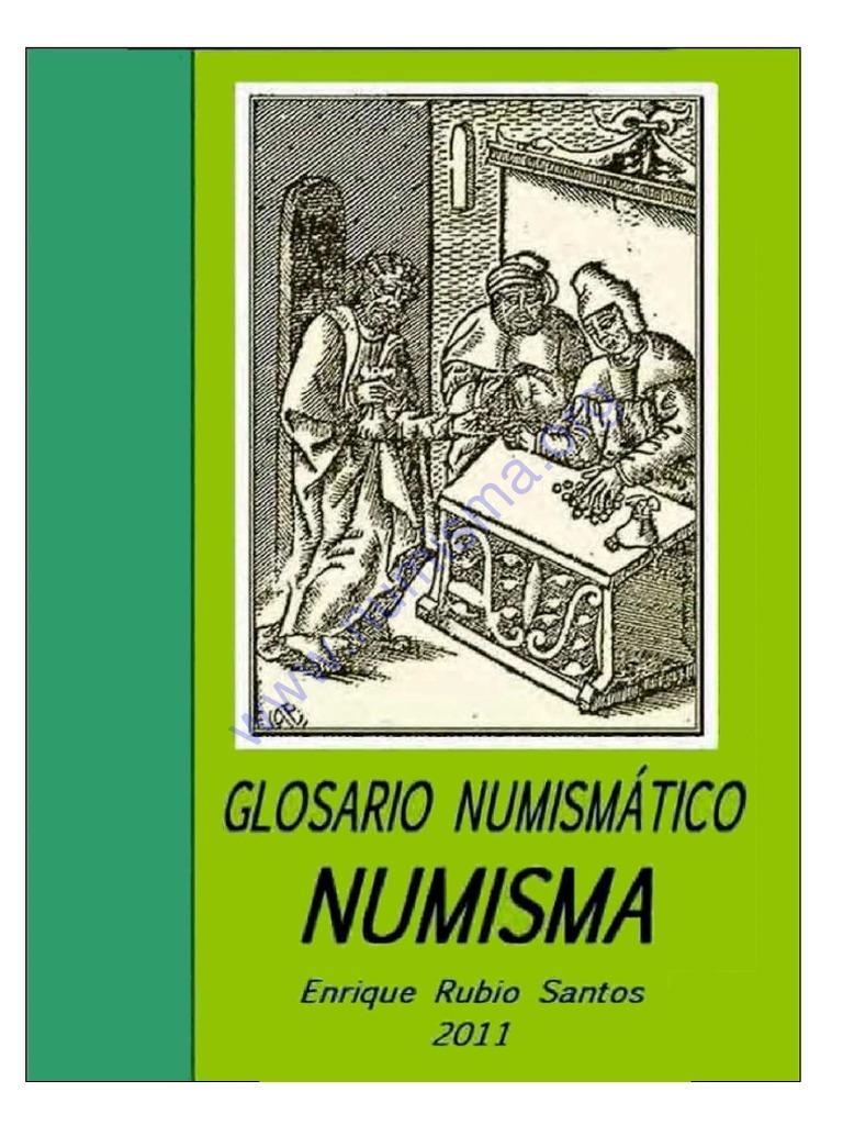 9fa9785aac81 Glosario Numismatico 2011