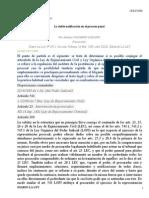 NAVARRO La Doble Notificacion en El Proceso Penal (1)