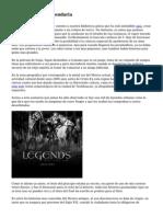 Mito Y Historia legendaria