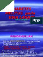 Diabetes Usila