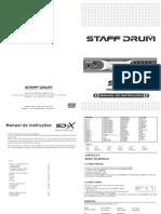Manual Sdx 2012