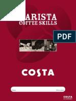 Barista Coffee Skills