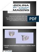 Welcome to Colorado OMF Imaging! You Are