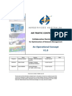 CDM Operational Concept