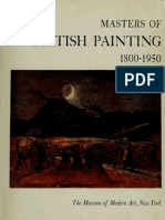 Masters of British Painting, 1800-1950 (Art eBook)
