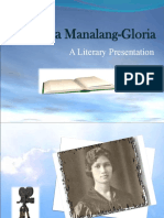 Angela Manalang-Gloria