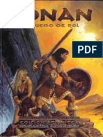 Conan - Libro Básico