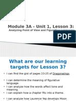 module 3a - unit 1, lesson 3