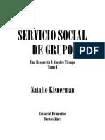 Servicio Social de Grupo Por Kisnerman