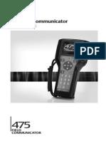 475 Field Communicator