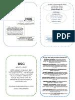Leaflet USG