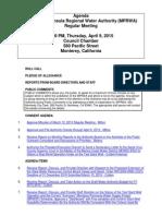 MPRWA Agenda Packet 04-09-15
