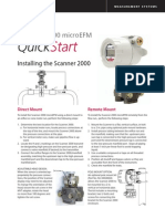 Scanner 2000 Quick Start Guide