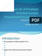 105 PowerPoint Presentation Partial SampleV10