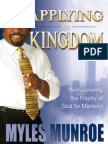 Applying the Kingdom - Myles Munroe