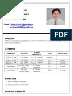 CV of Sohit-6