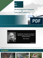 Carlos Mario Gutierrez-El TransporteComoGeneradordeValor