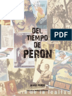 DEL TIEMPO DE PERON