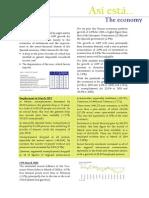 Así Está the Economy April 2015-Círculo de Empresarios