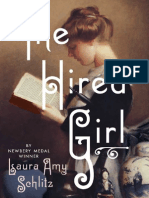 The Hired Girl by Laura Amy Schlitz Press Kit
