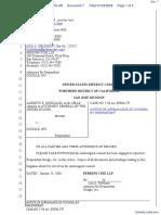 Gonzales v. Google Inc. - Document No. 7