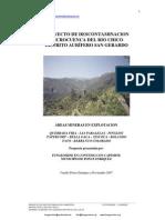 Ejemplo Proyecto Descontaminacion