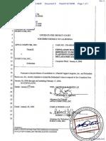 Apple Computer Inc. v. Burst.com, Inc. - Document No. 9