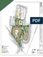 Bryn Mawr Hospital - Pavilion campus concept development plan.
