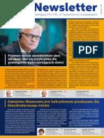 Trzeci Newsletter Delegacji PO-PSL