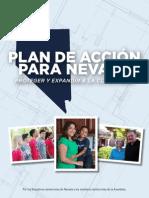 PLAN DE ACCIÓN PARA NEVADA